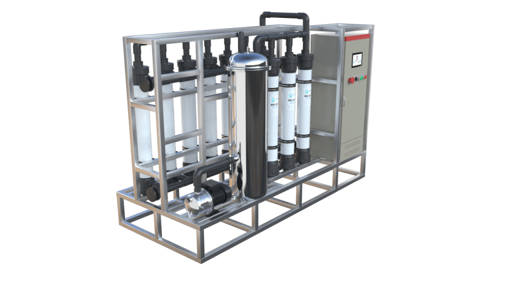 Industrial UF Filtration System