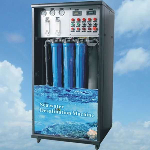 Seawater Desalination RO Systems | Seawater Reverse Osmosis