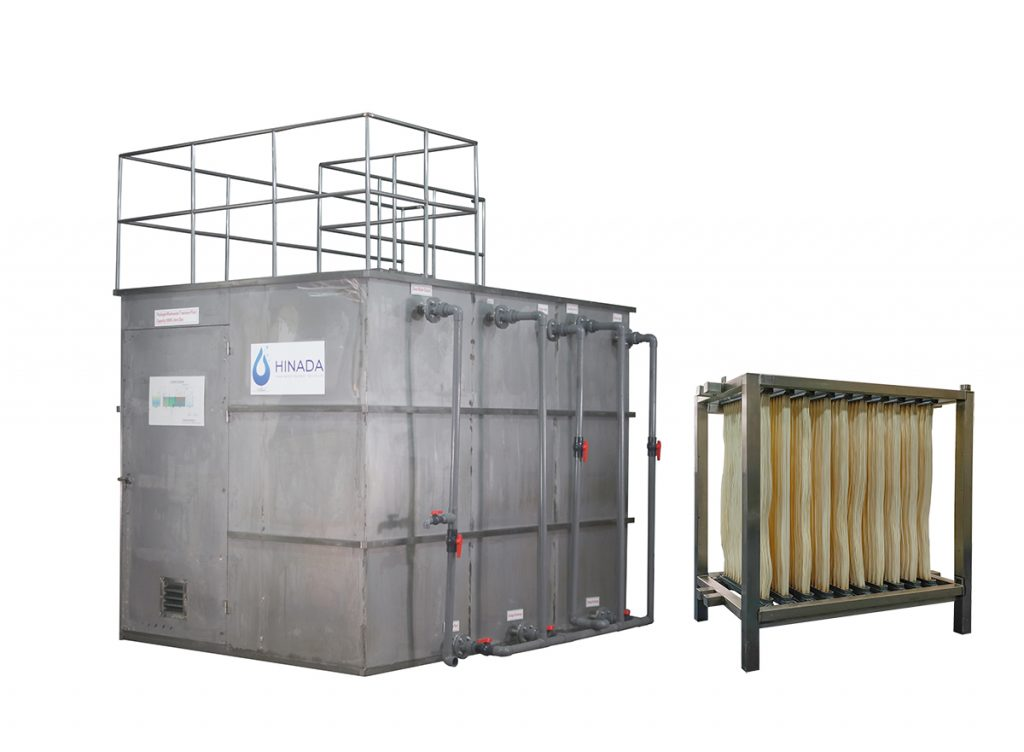 What is MBR Sewage Treatment Plant